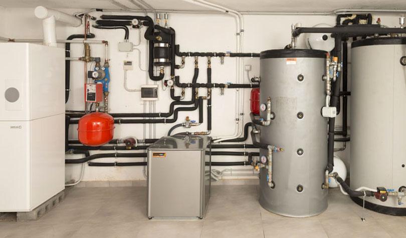 Impianto risparmio energetico
